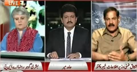 Capital Talk (Imran Khan Ready For Re Elections in KPK) – 2nd June 2015