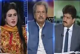 Capital Talk (Imran Khan's Popularity Decreasing?) – 10th July 2019