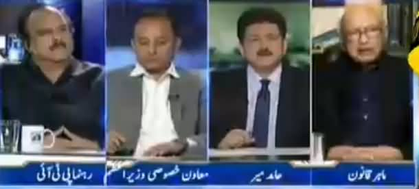 Capital Talk (India May Be In Trouble Due to Kulbhushan Case) - 24th May 2017