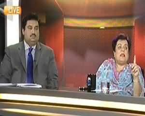 Capital Talk (India Ne Pakistan Ki Taraf Se Muzakraat Ki Offer Mustard Kyun Ki??)  - 13th August 2013