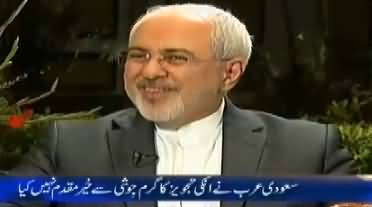 Capital Talk (Iran's Foreign Minister Exclusive Interview) - 13th March 2018