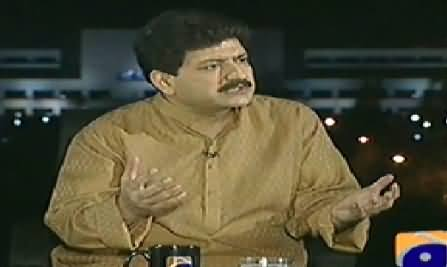 Capital Talk (Is Call to Army in Islamabad A Failure of Govt) - 31st July 2014