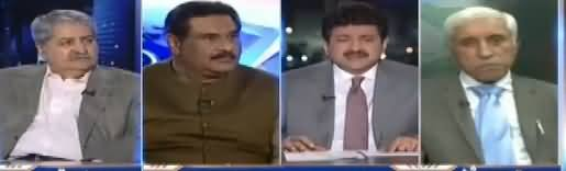 Capital Talk (Is Every Thing Alright in PMLN?) – 24th January 2018