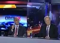 Capital Talk (Is India Serious in Talks with Pakistan) – 26th April 2016