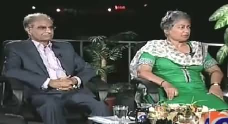 Capital Talk (Is Land Mafia The Biggest Enemy of Environment?) – 20th July 2015