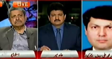 Capital Talk (Is Law Equal For All in Pakistan?) – 18th March 2015