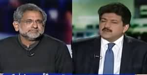 Capital Talk (Is MQM With PMLN?) - 9th March 2020