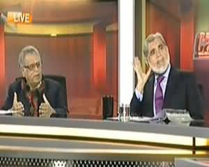 Capital talk (Is Musharraf Trial Compulsory for Pakistan) – 18th February 2014