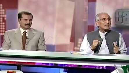Capital Talk (Is Pakistan's Kashmir Policy Being Changed?) – 13th July 2015