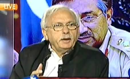 Capital Talk (Is Pervez Musharraf's Treason Case Closed Now?) - 24th November 2014