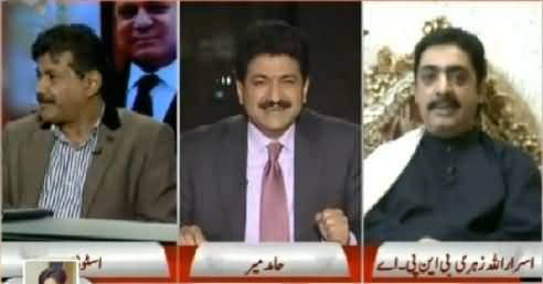 Capital Talk (Is PMLN Serious To Stop Horse Trading or Not?) – 2nd March 2015
