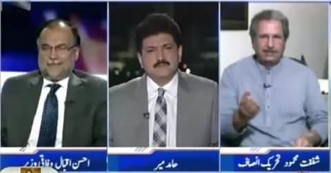 Capital Talk (Is Privatizations In Benefit of Pakistan Or Not?) – 8th October 2015