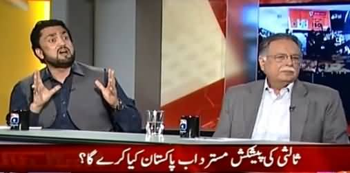 Capital Talk (Is There Any Ambiguity After PM's Clarification?) – 13th April 2015