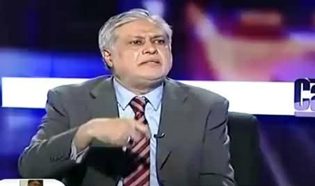 Capital Talk (Ishaq Dar Exclusive Interview) - 31st March 2016