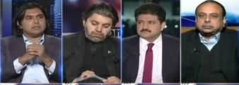 Capital Talk (ISPR Press Release on Musharraf Case Verdict) - 17th December 2019