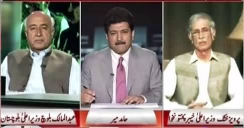 Capital Talk (Issue of Pak China Economic Corridor) – 28th May 2015