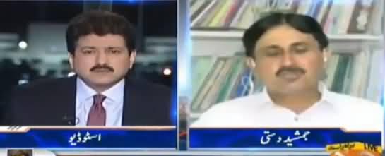 Capital Talk (Jamshed Dasti Ki Giraftari Ki Asal Waja) - 4th July 2017
