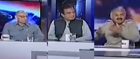 Capital Talk (Jindal Meets PM Nawaz, Imran Khan Allegation) - 27th April 2017