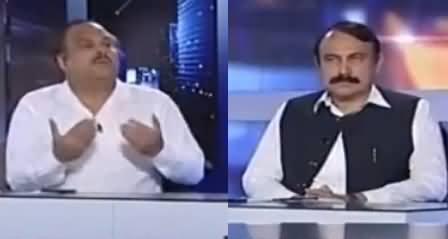 Capital Talk (JIT Ke Samne Wazir e Azam Ki Paishi) - 15th June 2017