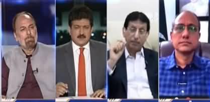 Capital Talk (Karach's New Administrator?) - 24th August 2020
