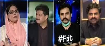 Capital Talk (Karachi Ko Tabahi Se Kaun Bachaye Ga?) - 26th August 2020
