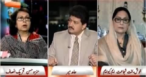 Capital Talk (Karachi NA-246, Kal Aham Tareen Election Hoga) – 22nd April 2015