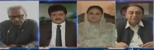 Capital Talk (Karachi Operation Ka Credit Kis Ko Jata Hai) - 27th June 2018