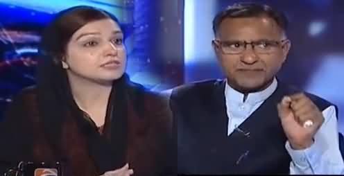 Capital Talk (Kashmir Ki Tehreek e Azadi) - 12th October 2016