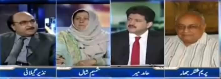 Capital Talk (Kashmir Mein Bare Qatal e Aam Ki Tayyari) - 15th May 2017