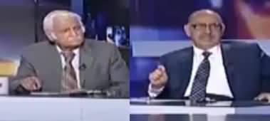 Capital Talk (Khatam e Nabuwat Ka Half) – 4th October 2017
