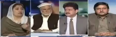Capital Talk (Khatam e Nabuwat Per Hakumati Muaqaf) - 28th November 2017