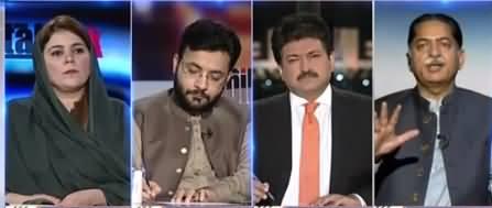 Capital Talk (Khawaja Asif Ne PM Ko Kashmir Farosh Kyun Kaha?) - 28th October 2020