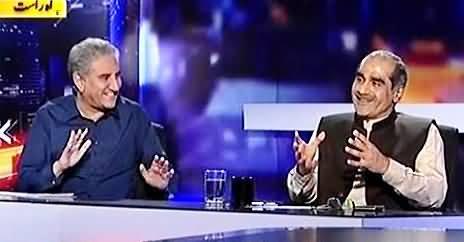 Capital Talk (Khawaja Saad Rafique Vs Shah Mehmood Qureshi) - 7th June 2016