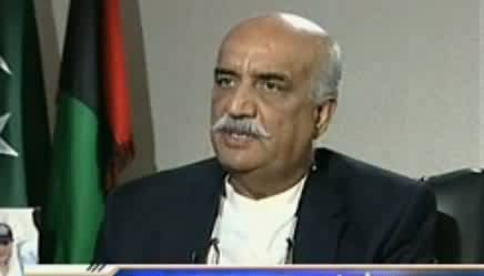 Capital Talk (Khursheed Shah Exclusive Interview) - 17th May 2016
