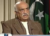 Capital Talk (Khursheed Shah Exclusive Interview) – 2nd February 2016