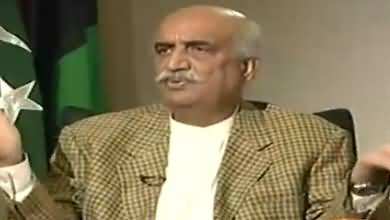 Capital Talk (Khursheed Shah Exclusive Interview) - 5th October 2017