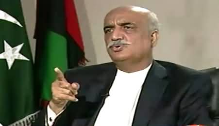 Capital Talk (Khursheed Shah Exclusive Interview with Hamid Mir) – 2nd September 2015