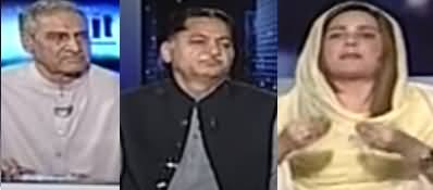 Capital Talk (Khursheed Shah Ki Giraftari) - 19th September 2019