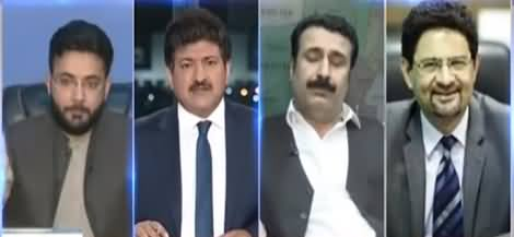 Capital Talk (Khusro Bakhtiar on Target After Jahangir Tareen) - 8th April 2021