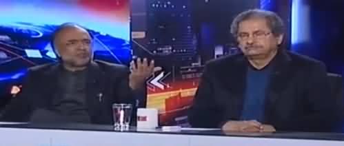 Capital Talk (Kia 2017 Siasi Afratafri Ka Saal Hoga) - 28th December 2016