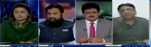 Capital Talk (Kia Chairman NAB Ne Ghalti Ki) - 10th May 2018