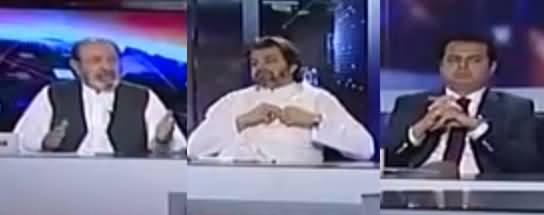 Capital Talk (Kia Dawn Leaks Sirf Media Ka Masla Hai?) - 8th May 2016
