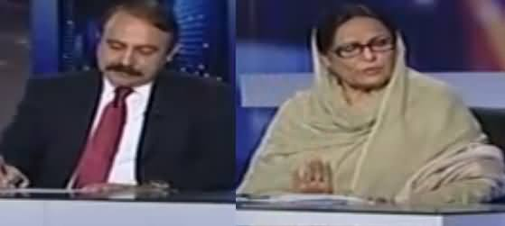 Capital Talk (Kia Elections Multavi Honge?) - 7th November 2017