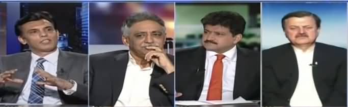 Capital Talk (Kia Hakumat Aur Opposition Aik Ho Sakti Hai) - 28th May 2019