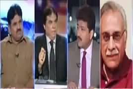 Capital Talk (Kia Imran Khan Bhi Out Hone Wale Hain) – 12th September 2017