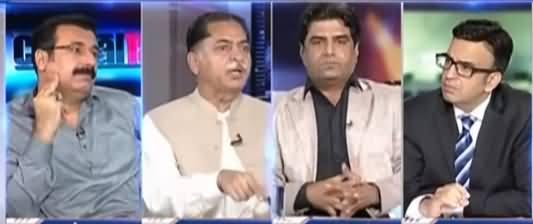 Capital Talk (Kia India Ne Pakistan Ke Khilaf Sazish Ki?) - 22nd September 2021