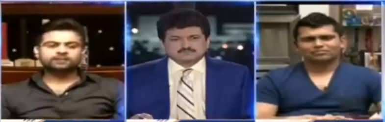 Capital Talk (Kia International Cricket Wapis Aa Gai?) - 6th March 2017