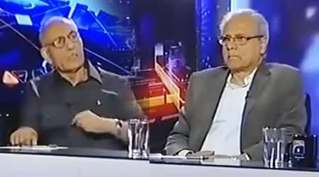 Capital Talk (Kia Khana Jangi Ki Sazish Ho Rahi Hai?) - 11th October 2016