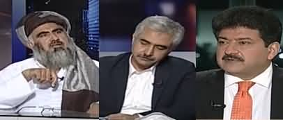 Capital Talk (Kia Maulana Fazlur Rehman Dharna Dein Ge?) - 30th October 2019