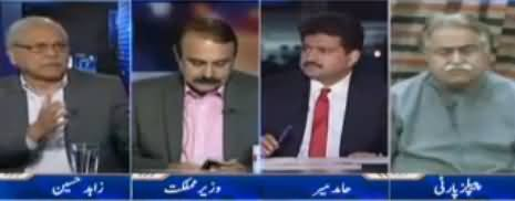 Capital Talk (Kia Musharraf Ko Pakistan Laya Ja Sakta Hai)- 31st August 2017